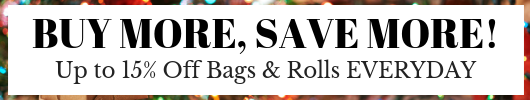 FoodVacBags vacuum seal bags saving deal