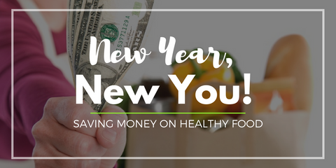 saving money on healthy food