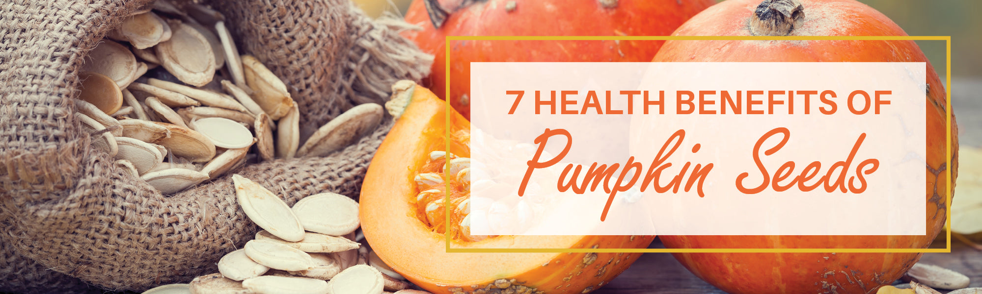 Seven Health Benefits of Pumpkin Seeds