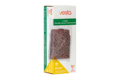 "Vesta 5 sided Chamber Vacuum Pouches - 8""x12""x2.17""  25 Per Box"