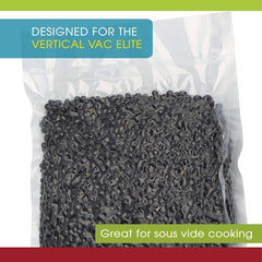 "Vesta 5 sided Chamber Vacuum Pouches - 10""x12""x2.17""  25 Per Box"