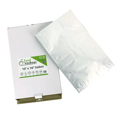 "Gallon 10"" x 16"" Mylar Bags"