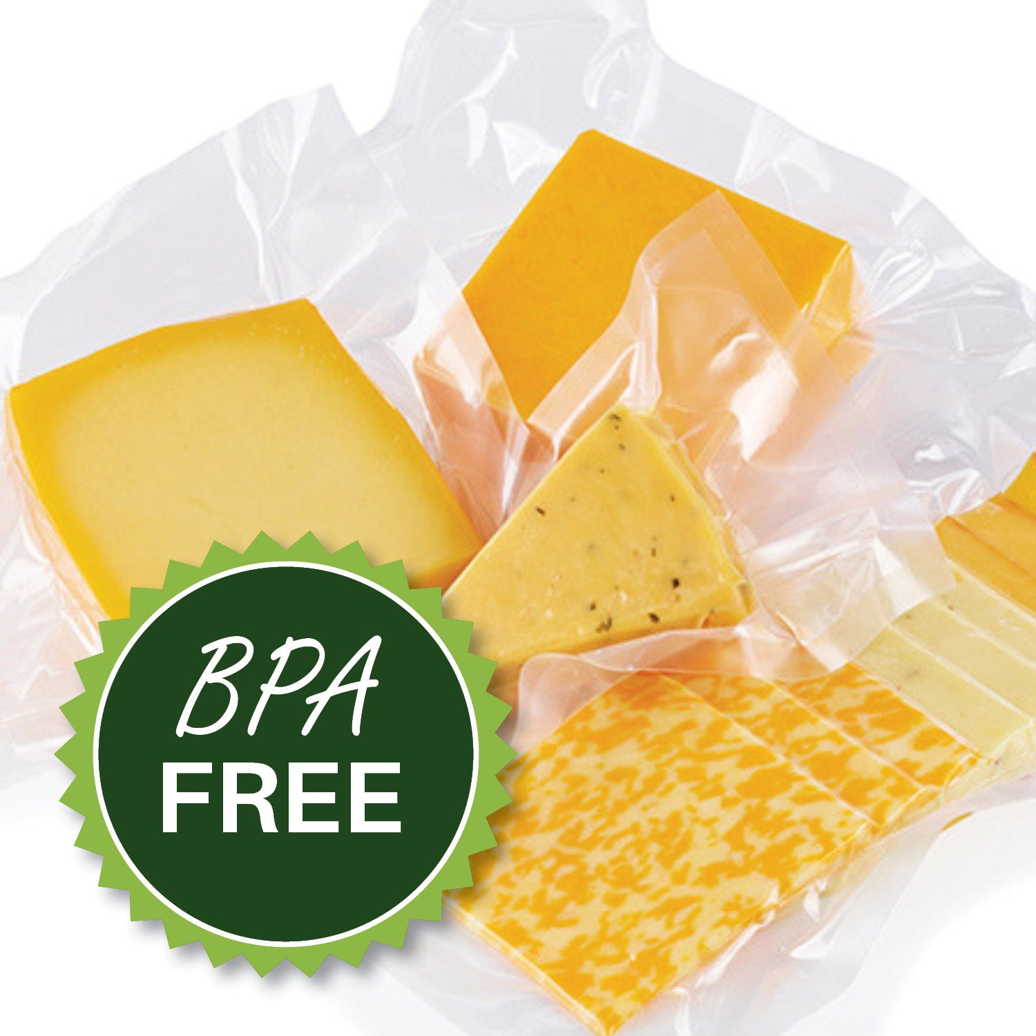 FoodVacBags are BPA Free