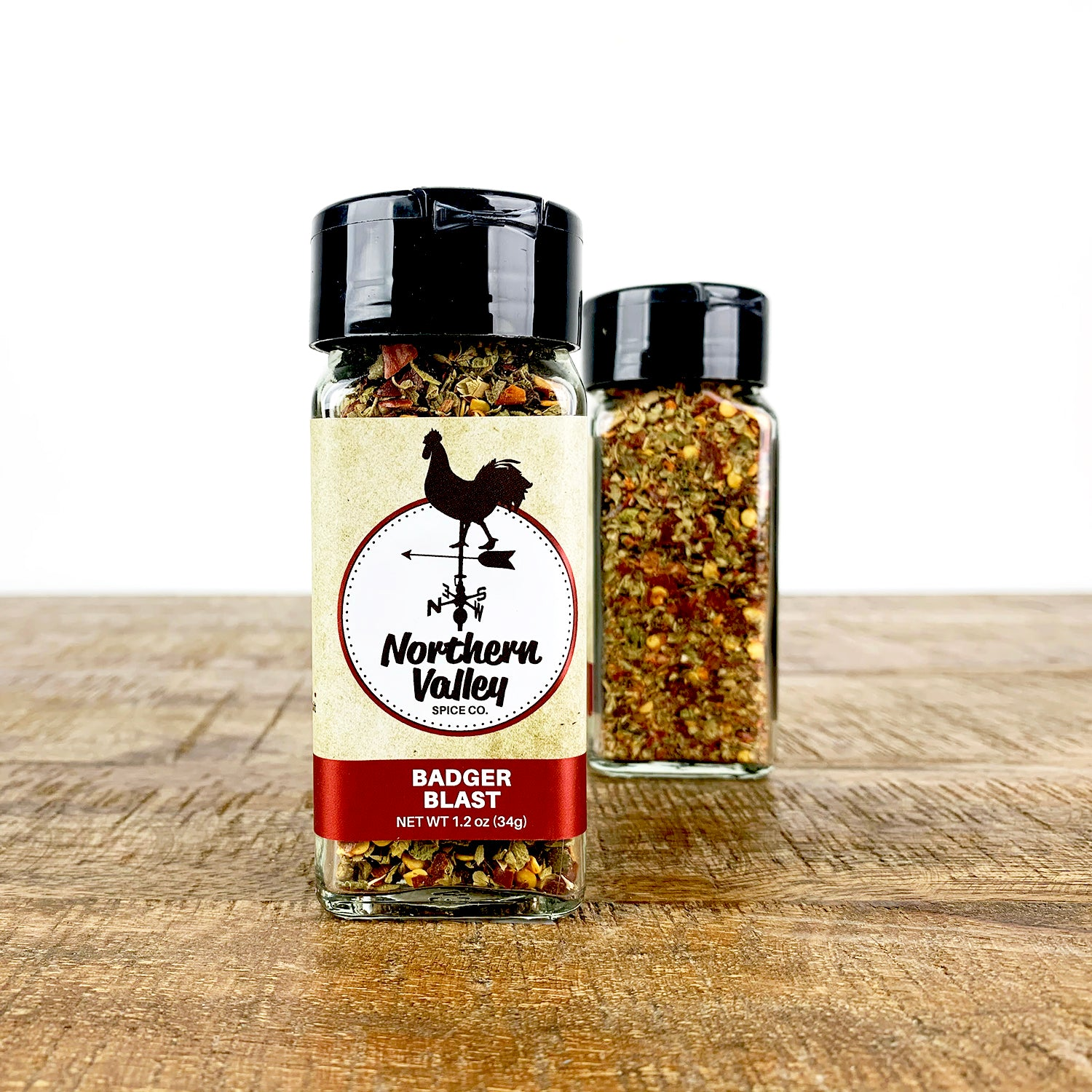 Badger Blast | Spices | Northern Valley Spice Co.