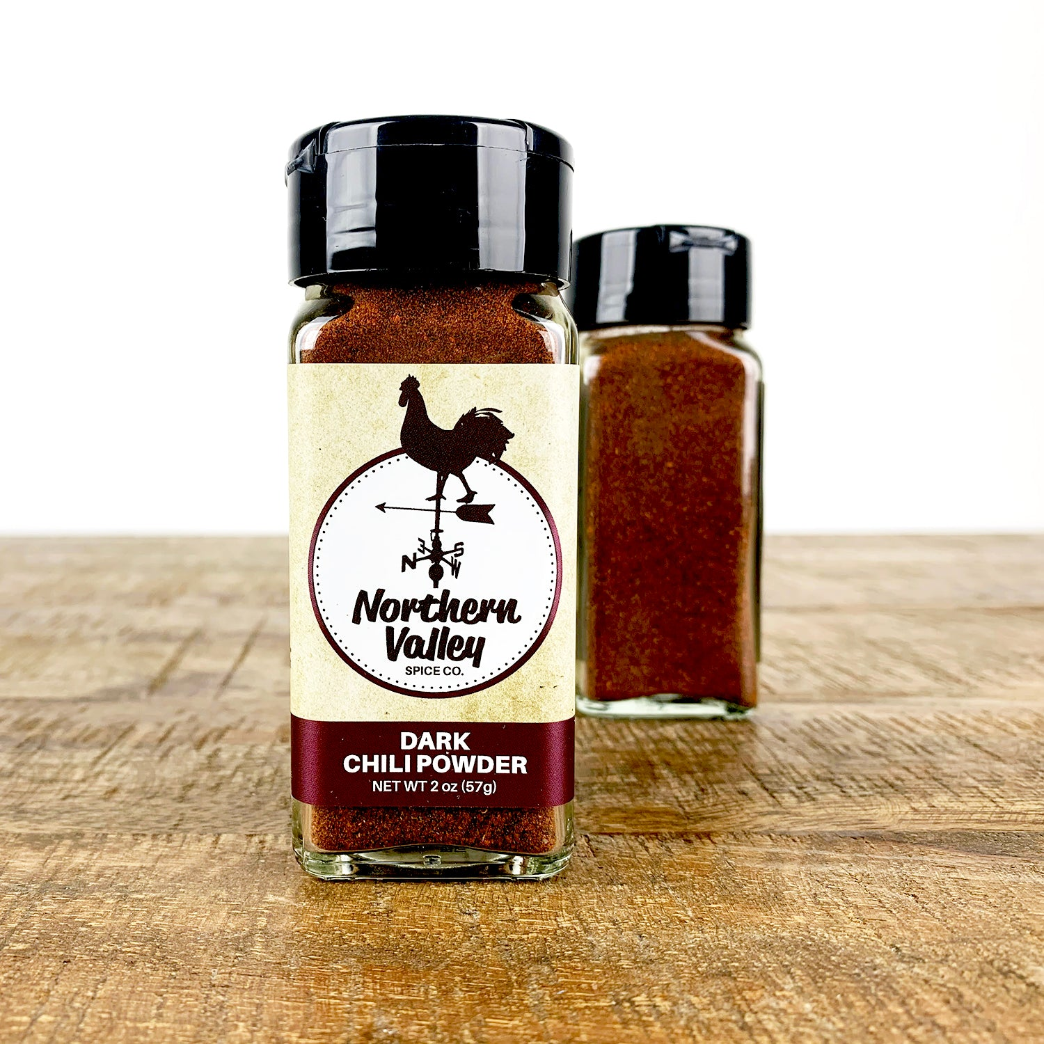 Dark Chili Powder | Spices | Northern Valley Spice Co.