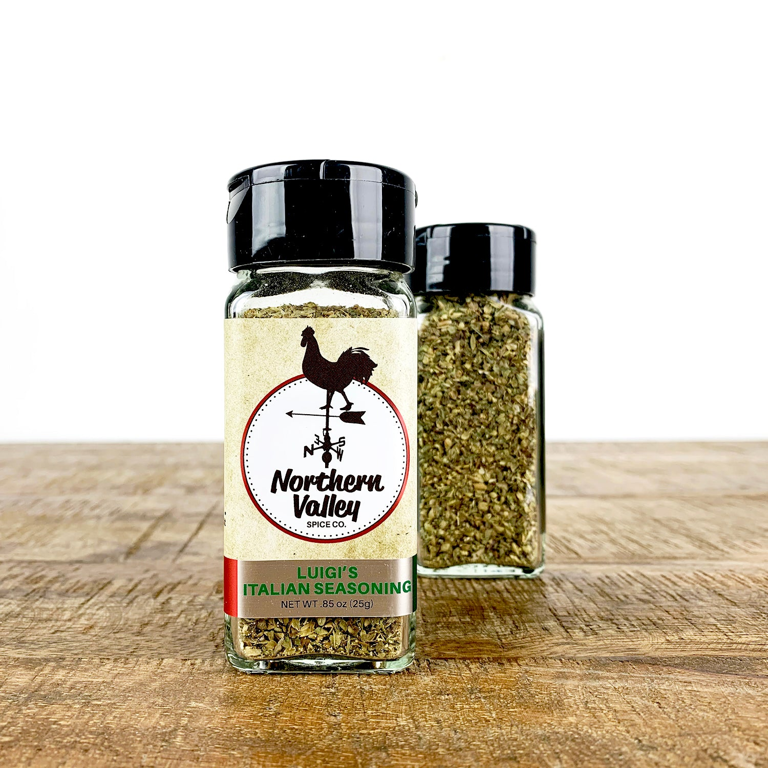 Luigi's Italian Seasoning | Spices | Northern Valley Spice Co.