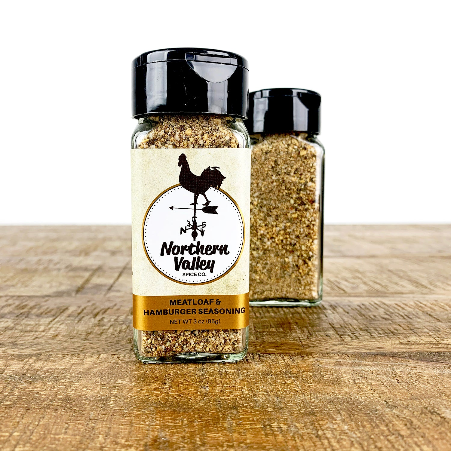Meatloaf and Hamburger Seasoning | Spices | Northern Valley Spice Co.