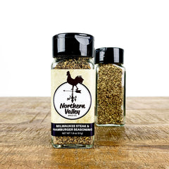 Milwaukee Steak and Hamburger Seasoning | Spices | Northern Valley Spice Co.