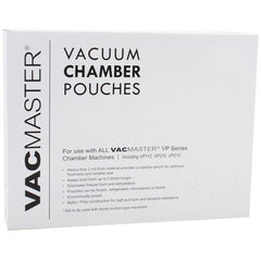 "CLEARANCE! 3 Mil 14"" x 20"" Chamber Sealer Pouches - 500 ct"