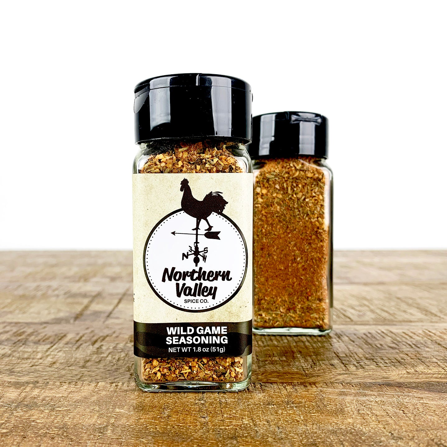 Wild Game Seasoning | Spices | Northern Valley Spice Co.