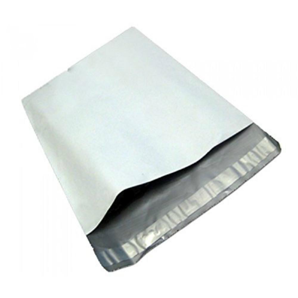 "Bags - 100 MailPacBags™ 9"" X 12"" 2.5 Mil Plastic Mailing Pouches"