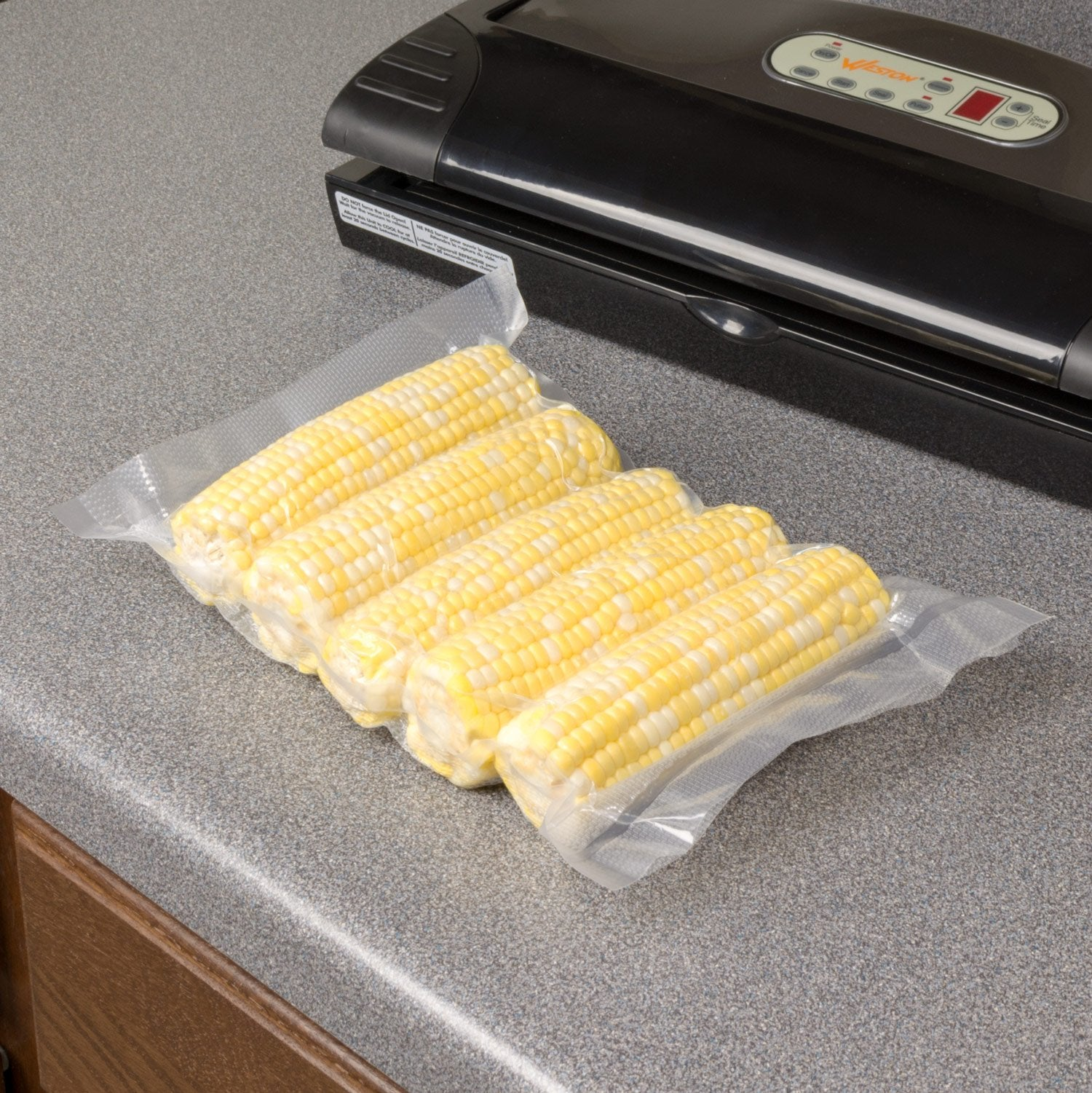 Vacuum Seal to preserve food for longer