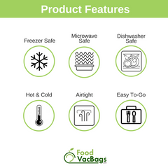 FoodVacBags product features