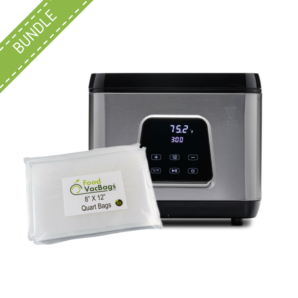 Sous Vide Perfecta Bundle - foodvacbags