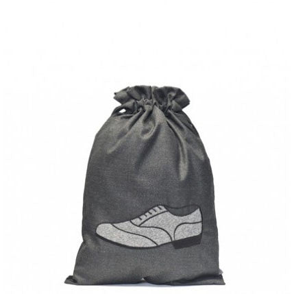 JAK 002 Men's Shoe Bag 1000-051 Charcoal