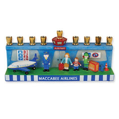 AVI 007 Airport Menorah 24006