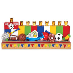 AVI 001 Sports Menorah 24008