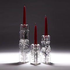 GLA 008 Three-Sided Candlesticks