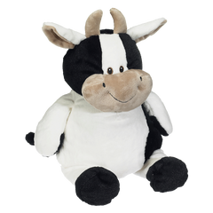 EB 011 Embroidered Cow #71098