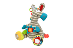 DOL 004 Baby Toy Activity Zebra