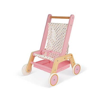JAN 003 Candy Chic Toy Doll Stroller J05890