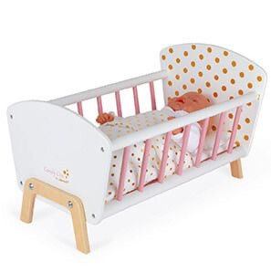 JAN 001 Candy Chic Toy Doll Bed J05889