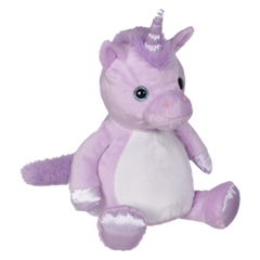 EB 018 Embroidered Unicorn Lilac