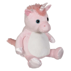 EB 019 Embroidered Unicorn Pink