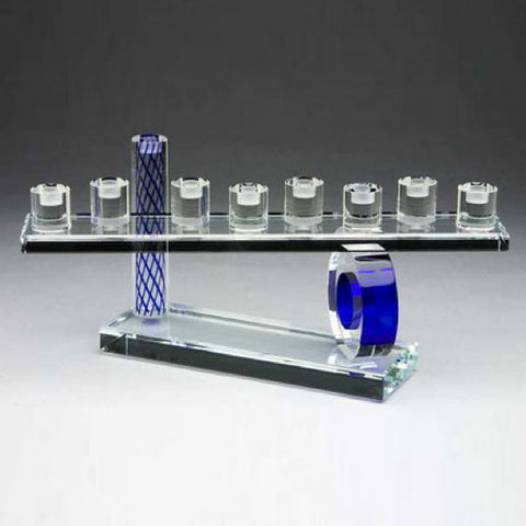 SHA 004 Menorah Suspended Light Linear (Royal) A39