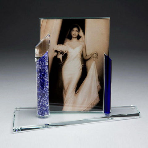 SHA 009 5x7 Picture Frame with tube for broken glass A25-1