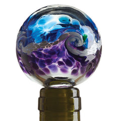 KIT 030 Wine Stopper Van Glow- Purple/Blue TT-WSVG-04-PB