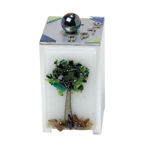 TB 035 Tree of Life Tzedakah Box 571