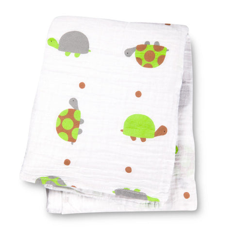 LUL 001 Swaddler Turtles LJ024