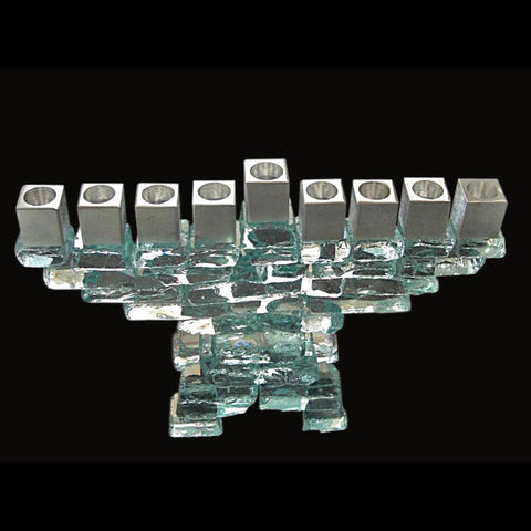 VER 006 V Clear Menorah