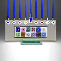 BEA 010 The 12 Tribes Menorah JM39