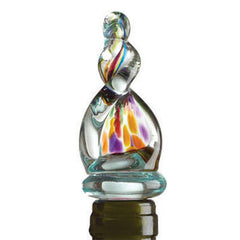 KIT 033 Wine Stopper Twist- Festive Multi TT-WSTW-04-FM