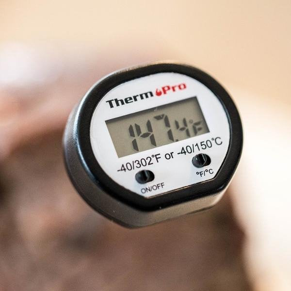 Meat Cooking Temperatures: Beef Temperature