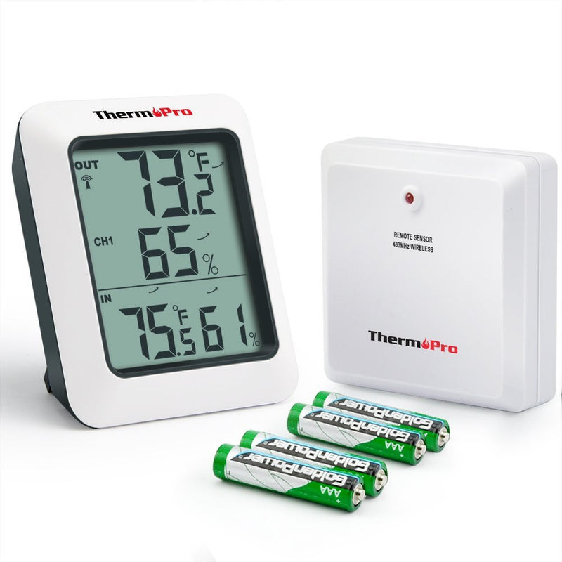 Thermopro TP60 Thermometer Humidity Monitor