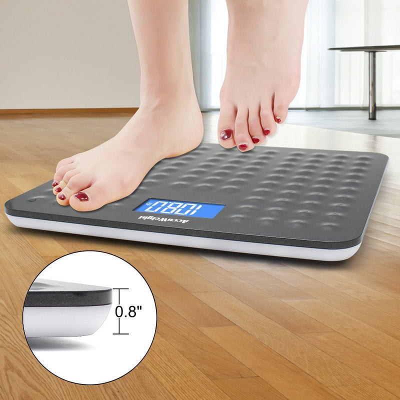 Accuweight AW-BS002WHU Weight Scale Thickness
