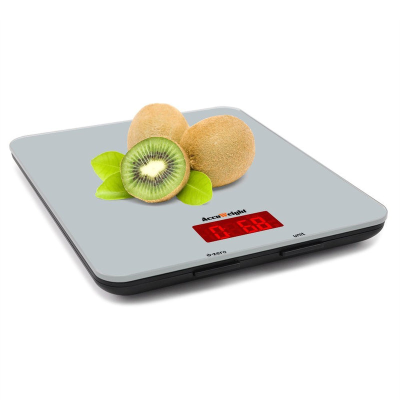 Accuweight AW-KS001BOS Food Scale Weighing Kiwi