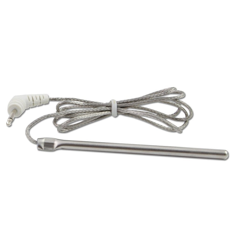 TPW03 Stainless Steel Replacement Temperature Probe Cord Bundled