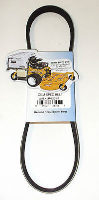 Walker Mower 7234-1 Belt MADE IN THE USA