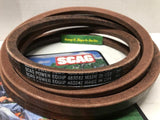 Scag Mower OEM  Deck SMWC 52V Belt #483242 (MADE WITH KEVLAR)