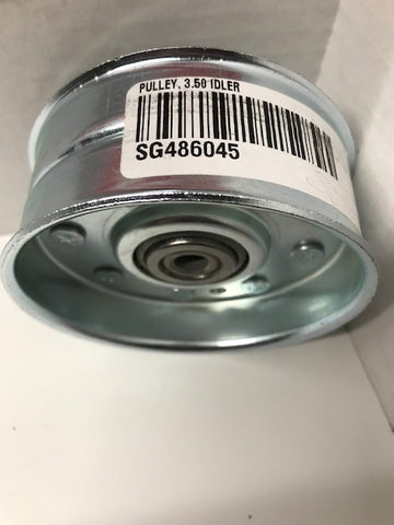"Scag Mower 3.5"" Idler pulley 486045 OEM"