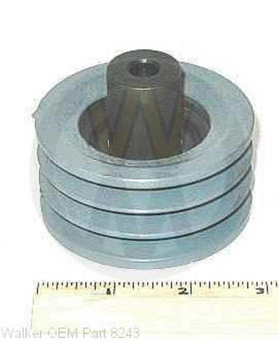 Walker Mower 8243 Clutch Idler Pulley Assembly OEM