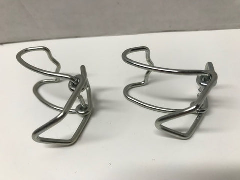 Walker Mower Air Cleaner Drawn Latch SET of two(2) clips  ( Cap NOT included!)