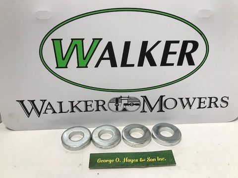 Walker Mower Washer Shims (4) OEM 5727-1