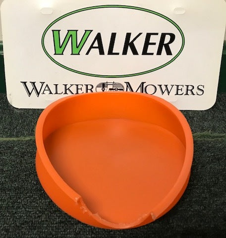 OEM 5595-2 Walker Mower Blower intake cover for GHS models.
