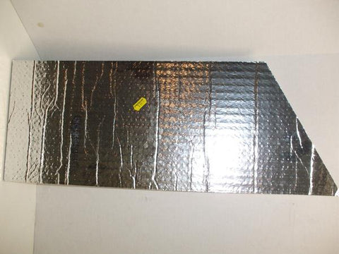 Walker Mower Insulating Foam Pad LH side 7190-1