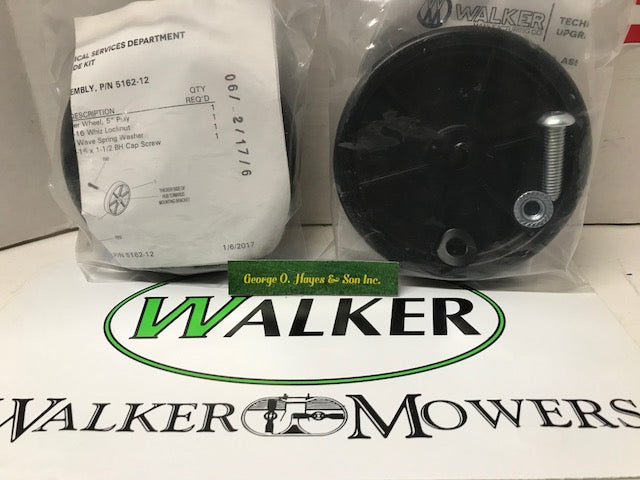 Walker Mower Deck Roller Wheels 5